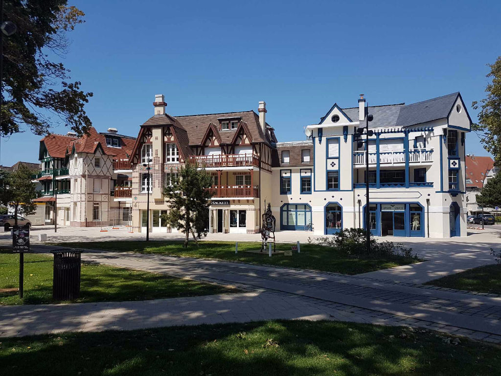A vendre appartement le touquet paris plage 76 7 m l for Restaurant le jardin touquet