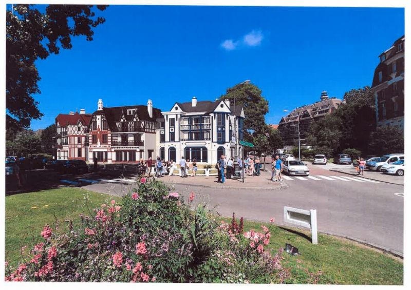 A vendre appartement le touquet paris plage m l for Le jardin le touquet