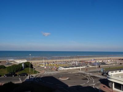 Appartement front de mer LE TOUQUET PARIS PLAGE  3 chambres